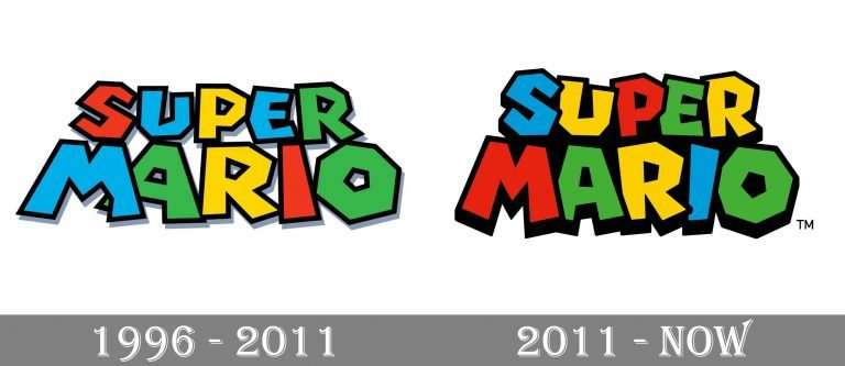 Super Mario Logo And Symbol Meaning History Png In 2021 Super Mario Super Mario Galaxy Logos