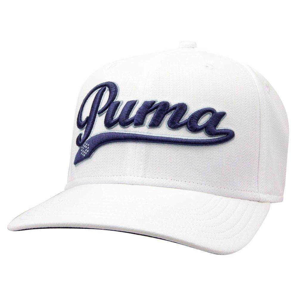 912f990ee47 Puma Golf Script Cool Cell Relaxed Hat - Hats   Visors - Apparel - Puetz  Golf