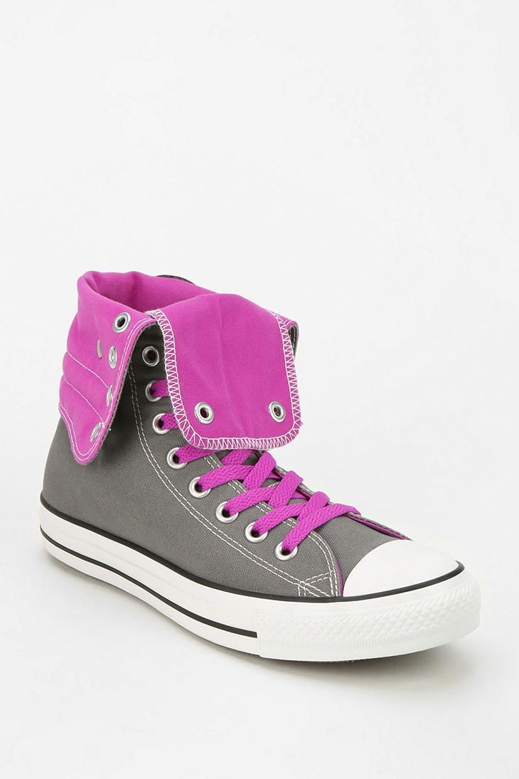 11633f1721a9a4 Converse Chuck Taylor All Star Fold-Over Women s High-Top Sneaker. ~     these!!!