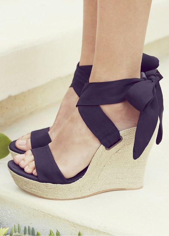 Para El Verano Elige Zapatos Abiertos Con Telas Suaves En