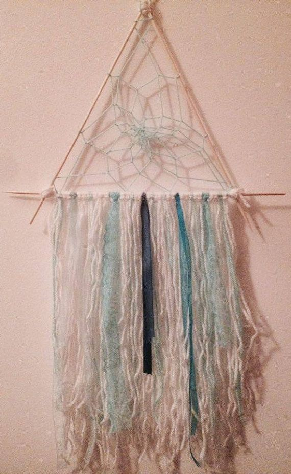 Dream Catchers by NoWayCrochetByAbbie on Etsy