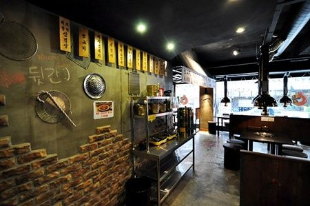 식당 인테리어 - Google 검색