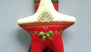 Photo of Big wishes Star: fototutorial per fare una ghirlanda natalizia – parte 2