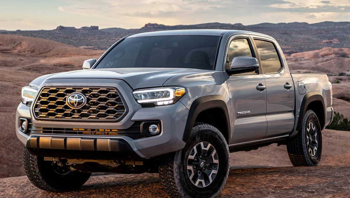 2020 toyota tacoma diesel trd pro picture release date and