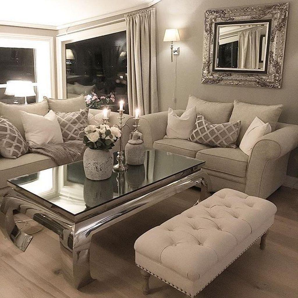 36 Stunning Elegant Living Room Decor Ideas images
