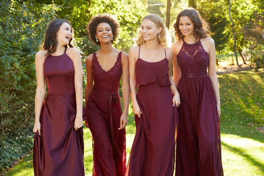 These Gowns Will Make All of Your Besties Happy in 2019
