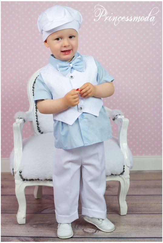 Unser LASSE! Exklusiver Sommertaufanzug! - Princessmoda - Alles für Taufe Kommunion und festliche Anlässe