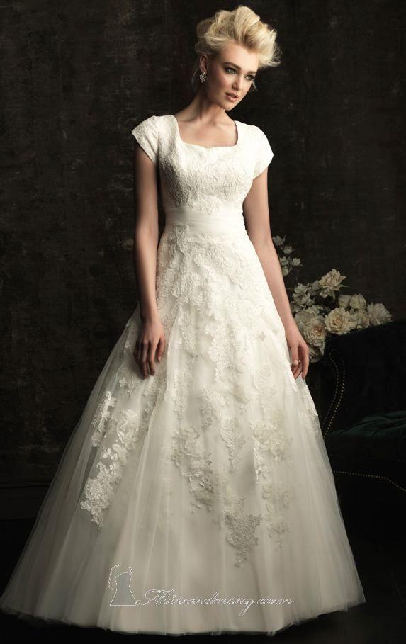 Allure M482 Vestido - MissesDressy.com   Vestidos de noiva ...
