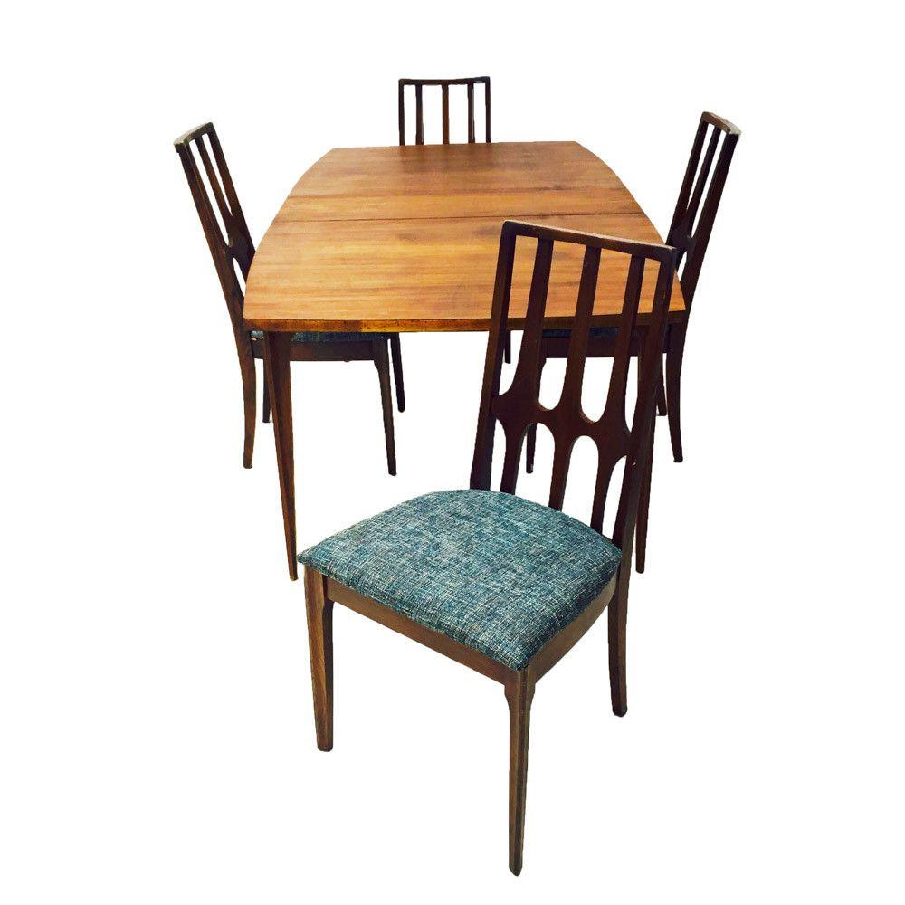 Broyhill Brasilia Dining Set - Mid Century $695