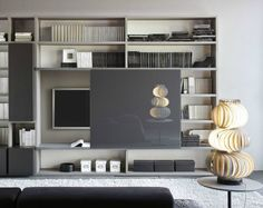 Meubles Gaverzicht Catalogue Bibliotheque Bibliotheque Luxueuse Et Haut De Gamme De Chez Meubles Gav Mobilier De Salon Deco Meuble Tv Decoration Interieure