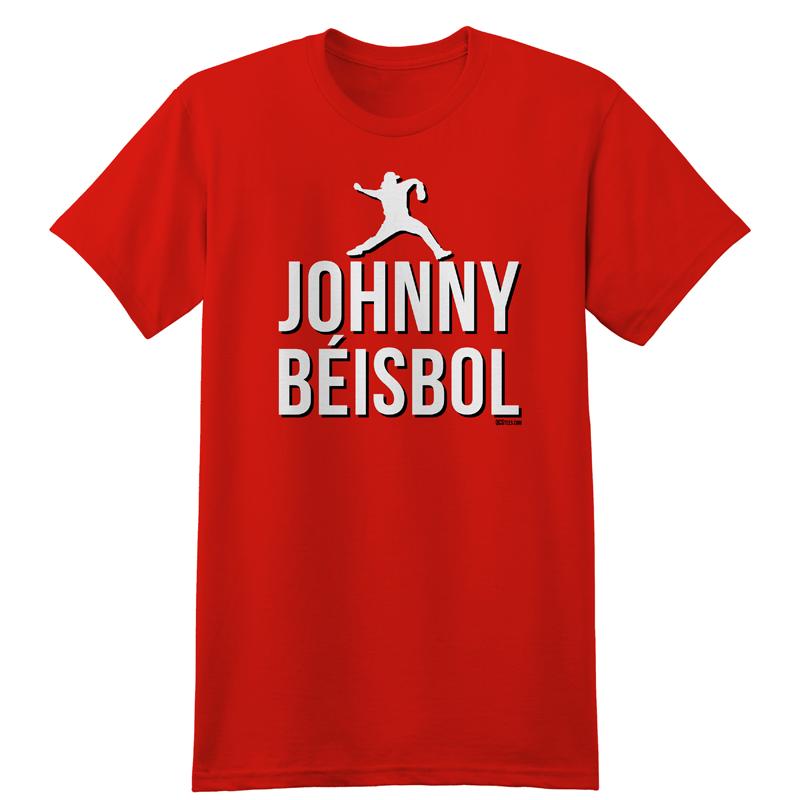 Johnny Beisbol t-shirt