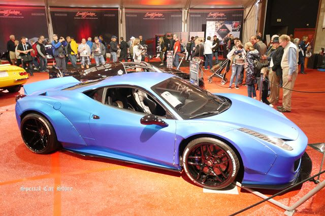 Barrett Jackson Auction 2017 >> Pin By Special Car Store On Car Of The Day Jan 2017
