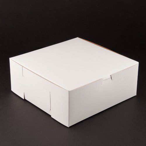 Lot Of 10 Bakery Or Cake Box White 10x10x5 1 2 Southern Champion Http Www Amazon Com Dp B00funo59e Ref Cm Sw R Pi Dp 4sxvub0 Bakery Box Box Cake Bakery Cakes