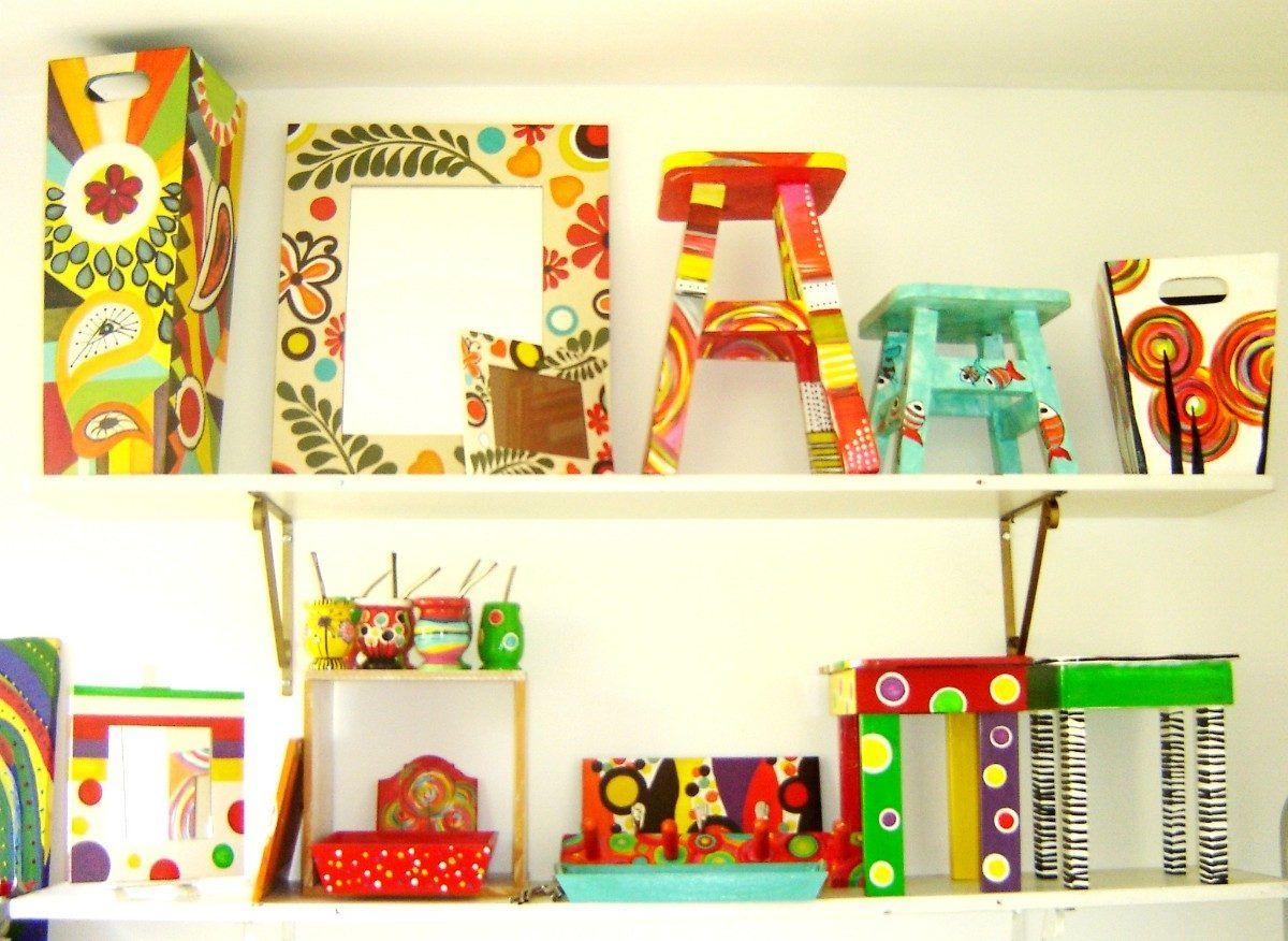 Mesas Pintadas Divertidas Buscar Con Google Madera Pinterest  # Muebles Oeste Miramar