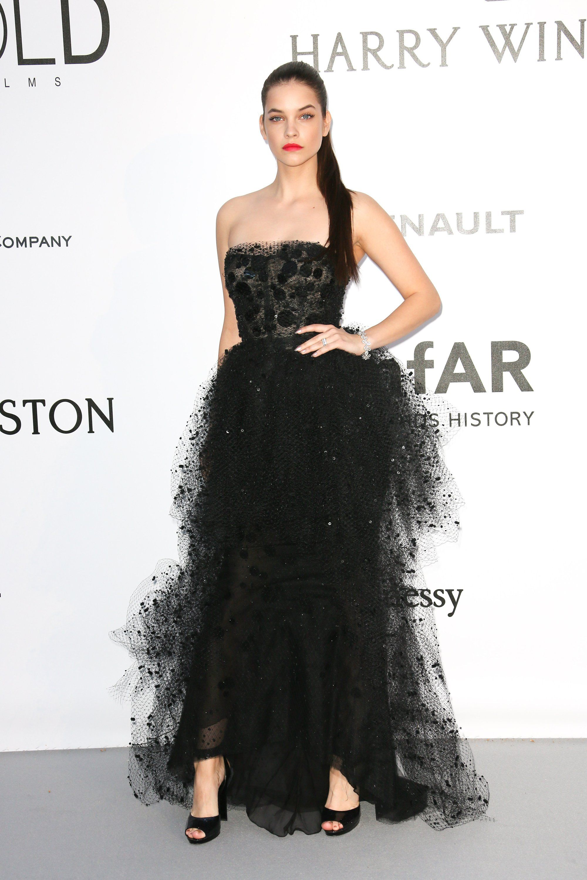 Katy Perry Roter Teppich At This Years Cannes Film Festival Models Ruled The Red