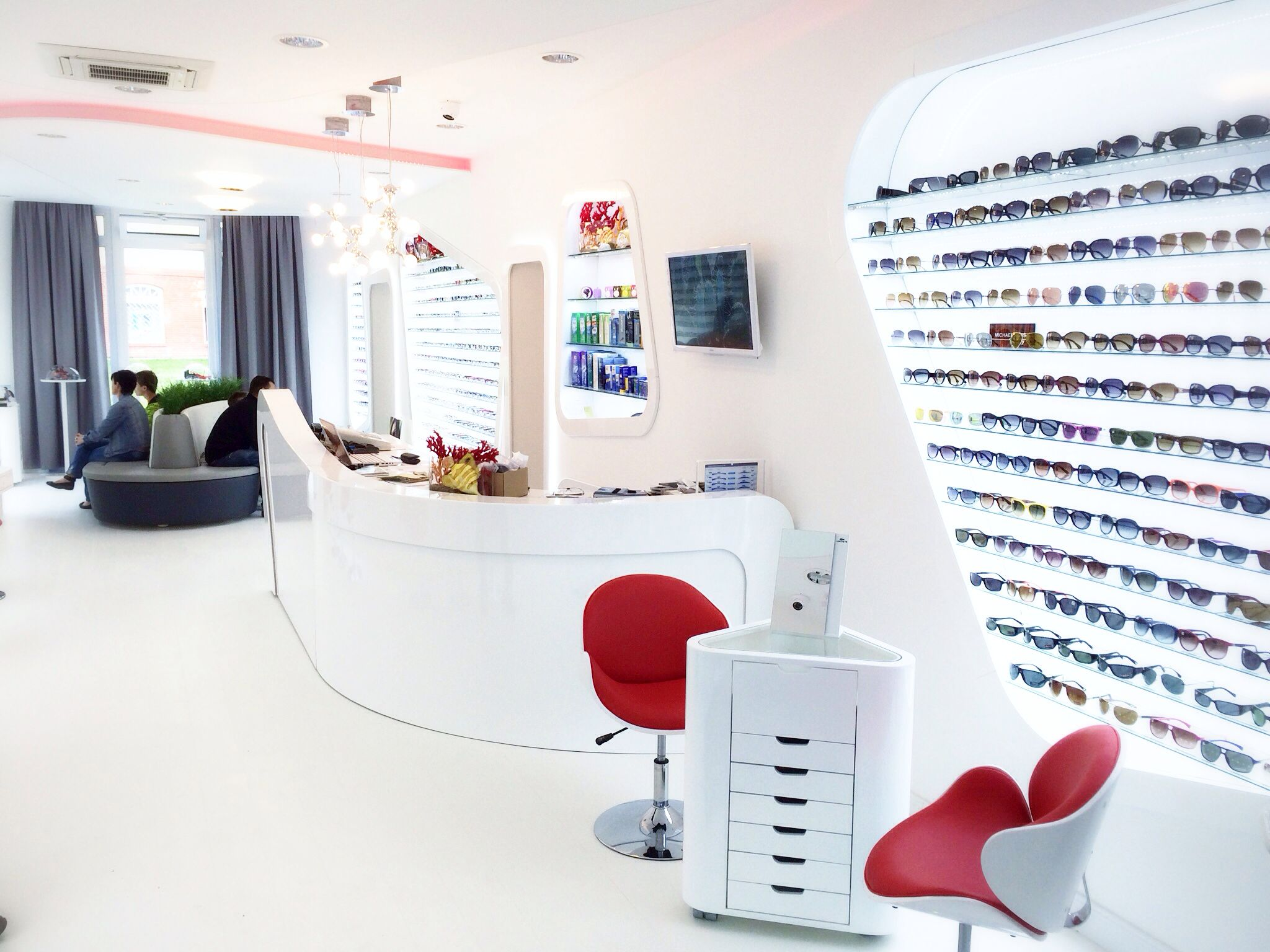 #optical #shop In #Dombovar , #Hungary #Shop #store #design