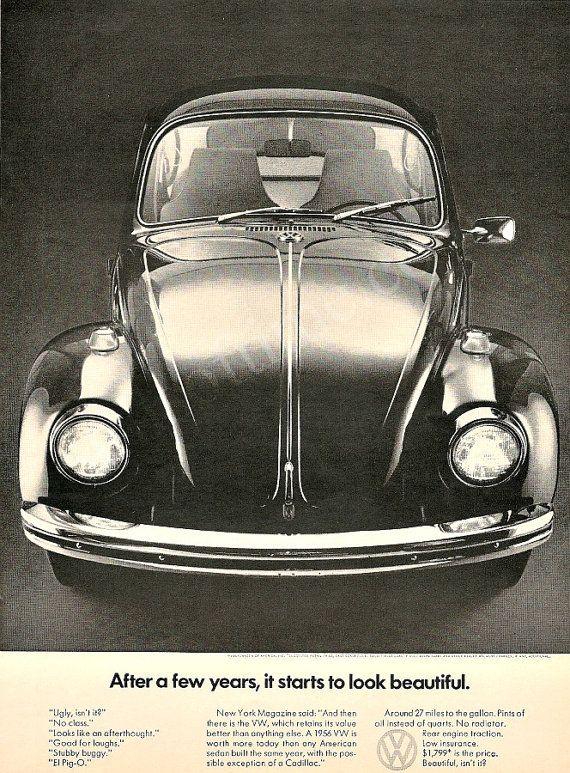 volkswagen beetle doyle dane bernbach  dub stuff volkswagen vw beetles beetle