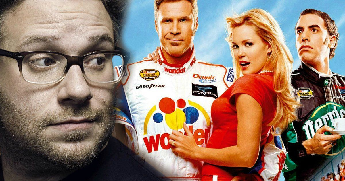 Seth Rogen Rallies Against Sony Releasing Clean Versions of Raunchy Movies -- Starting today, fans can purchase clean, edited versions of R-rated and PG-13 movies such as Elysium, Step Brothers and Talladega Nights. -- http://movieweb.com/sony-clean-version-censoring-movies-home-video-seth-rogen/