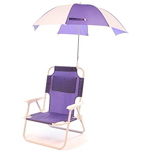 Amazon Com Redmon Outdoor Baby Kids Beach Chair With Umbrella Childrens Folding Chairs Baby Kids Beach Chair Beach Chair Umbrella Folding Beach Chair