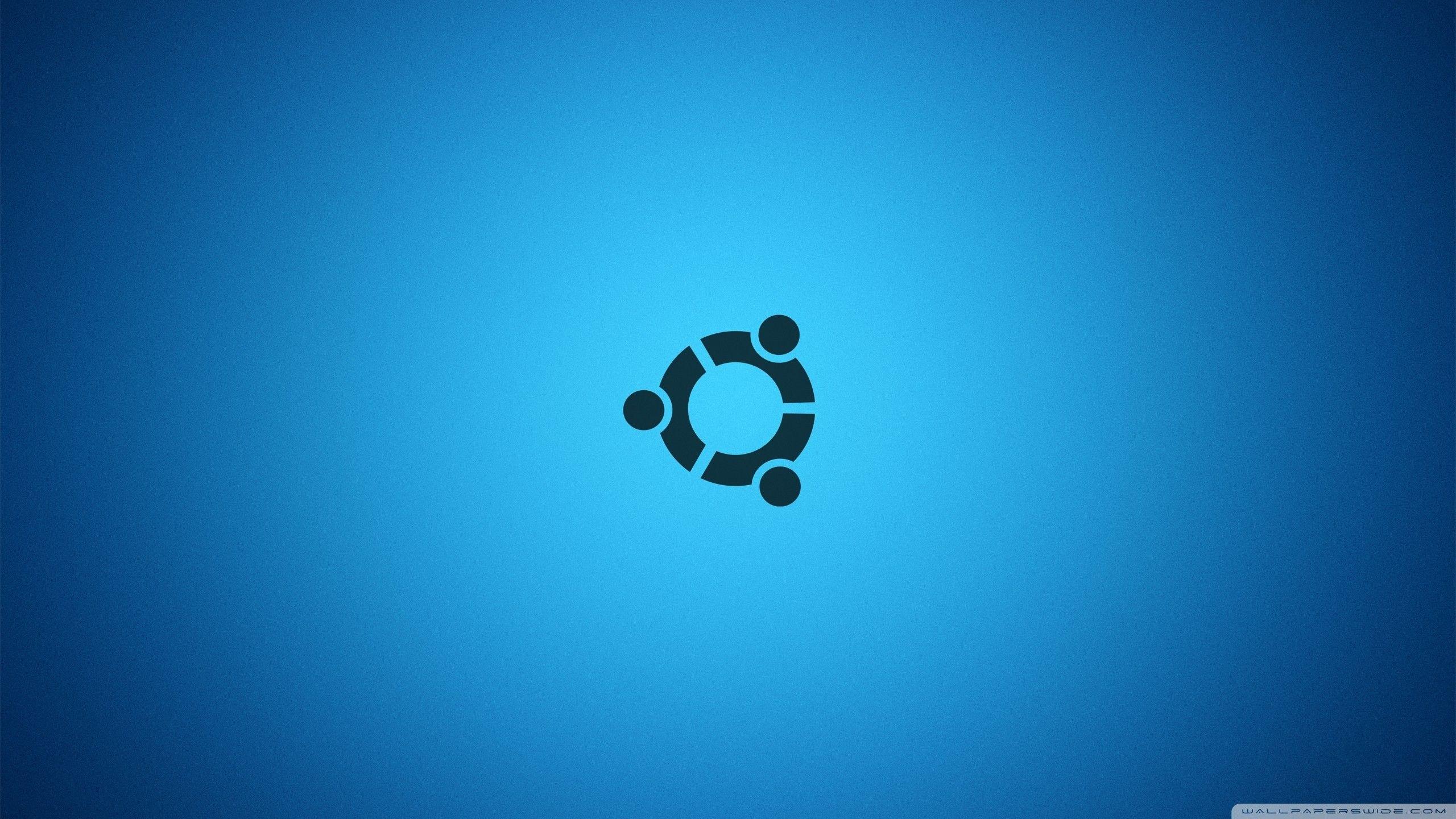 2560x1440 Ubuntu Desktop Blue Hd Wide Wallpaper For Widescreen Lenovo Wallpapers Blue Wallpapers Purple Wallpaper Hd