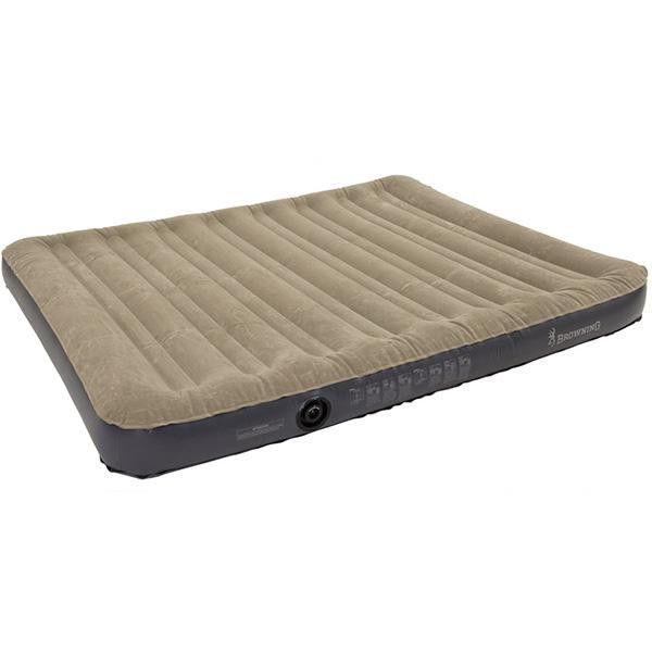 Air Bed, Rechargeable, Queen, Khaki-Coal