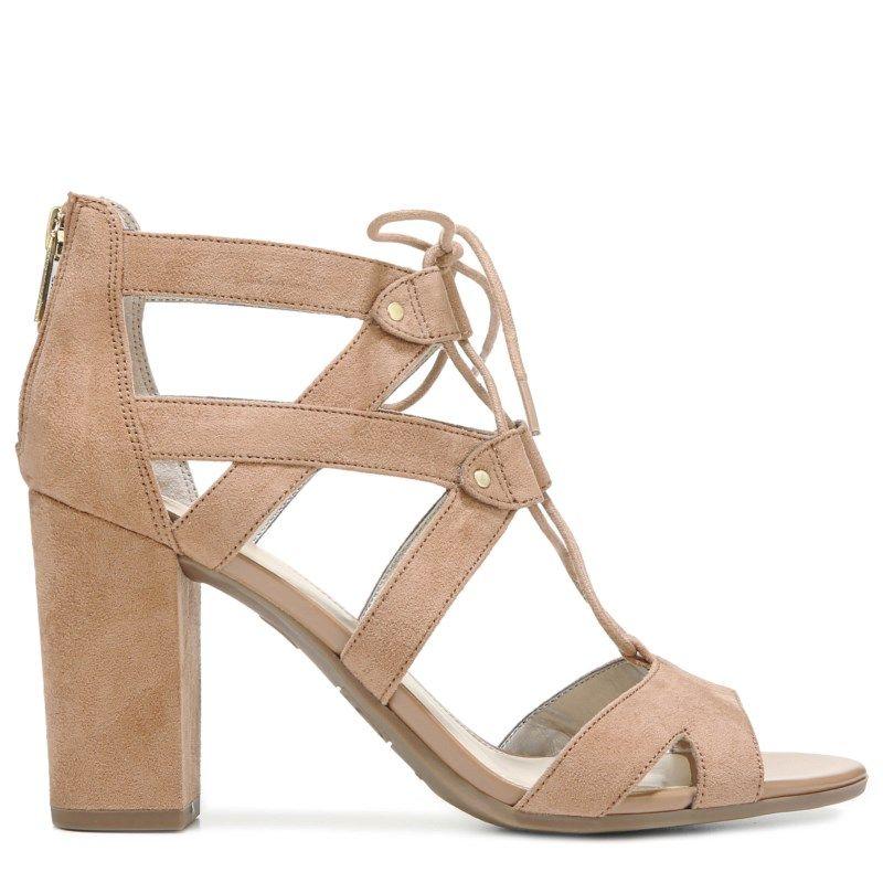 db4cfb017805 Circus by Sam Edelman Women s Emilia Lace Up Dress Sandals (Golden Caramel)