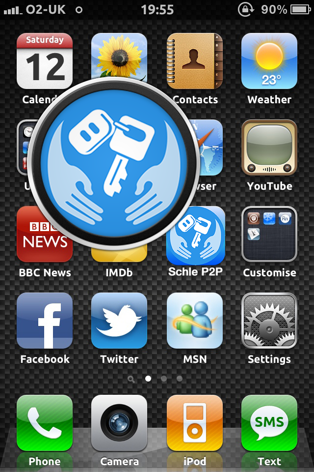 Download our app now! Sms, Ipod, Youtube