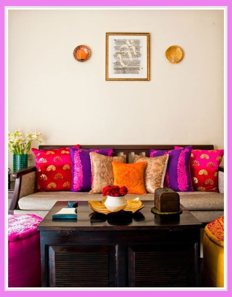 Revival Of A Fading Handloom Tradition The Khun: 14+ Amazing Living Room Designs Indian Style, Interior And Decorating Ideas