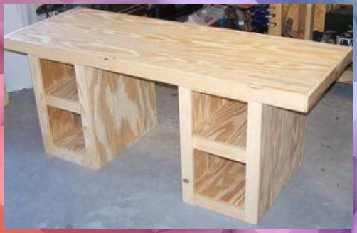 Selbstbau Schreibtisch Kreg Projektplane Fur Diesen Schreibtisch Befinden Sich In Drei Separa In 2020 Diy Mobel Holz Diy Schreibtisch Ideen Schreibtisch Selber Bauen