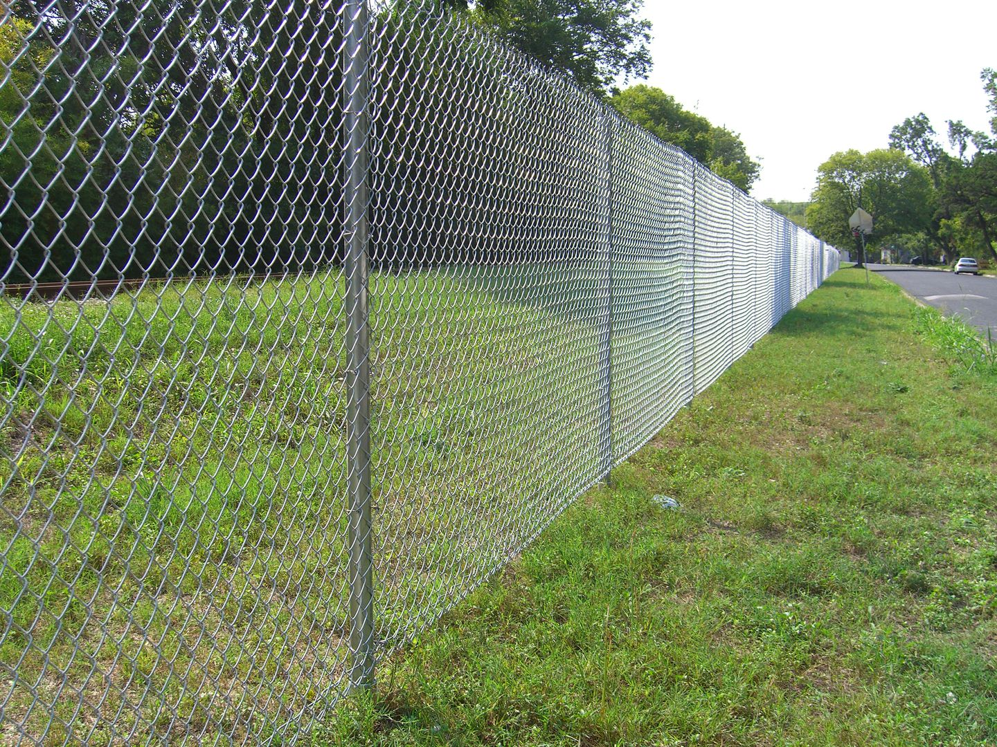 Post Anchors Chain Link Fence Fence Design Fence