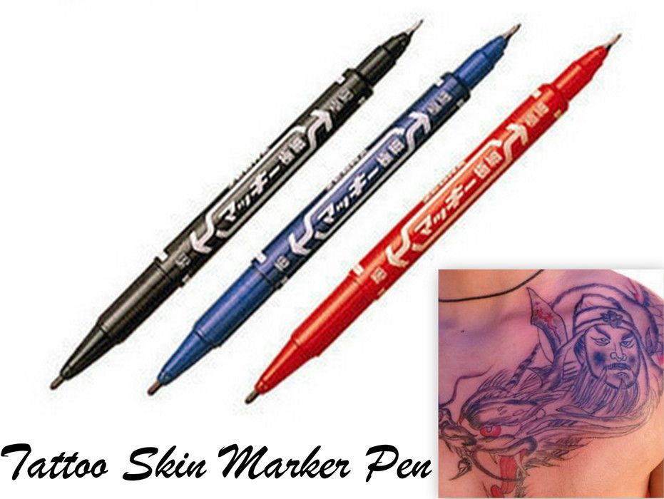 Pin On Pen Tattoo Designs Sharpie Markers