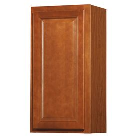 Shop Kitchen Classics 30 In X 15 In X 12 In Cheyenne Saddle Single Door Kitchen Wall Cabinet At Lowes Com Single Doors Wall Cabinet Kitchen Wall Cabinets