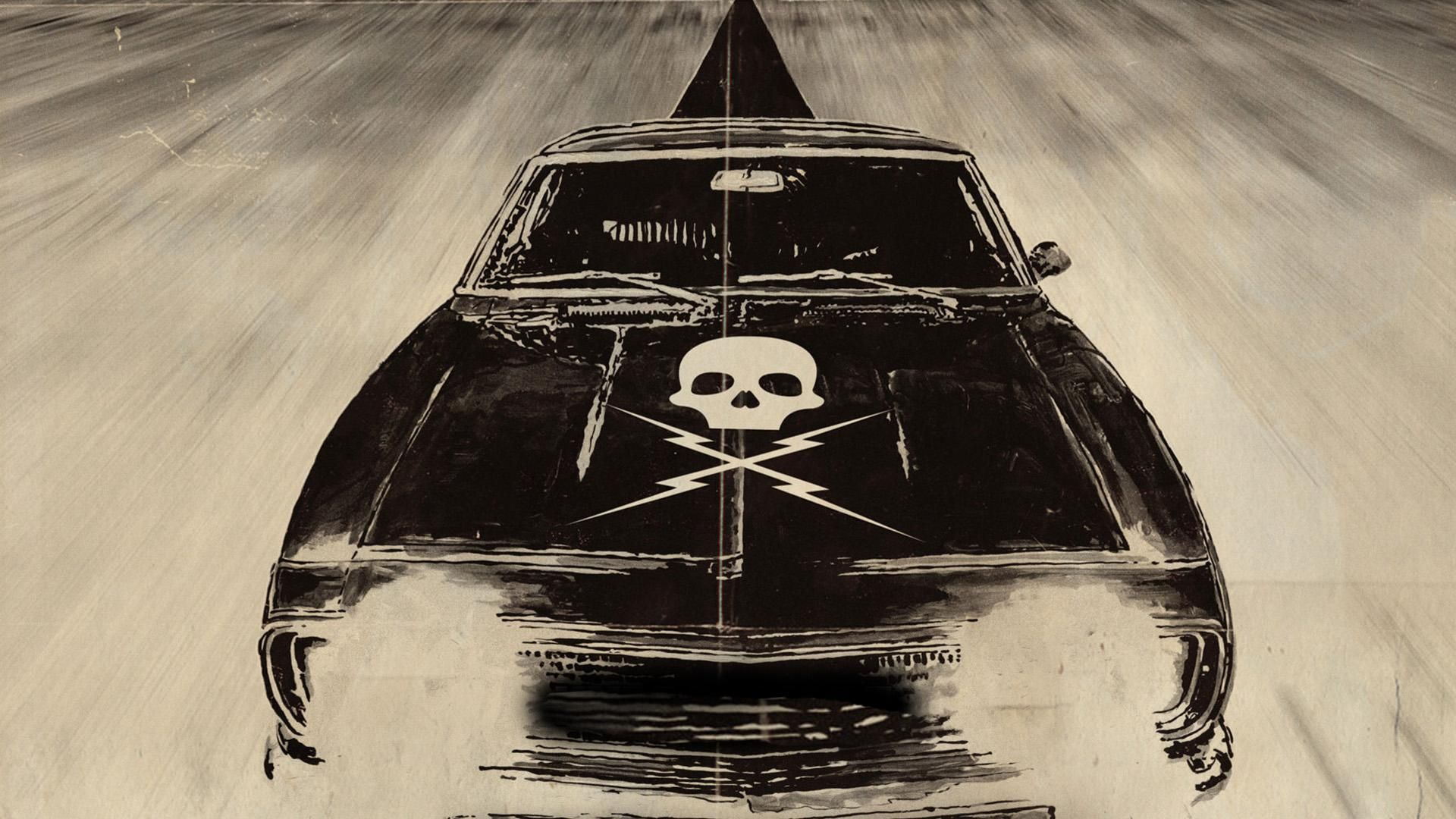 Death proof car 1970 chevy nova in the 2007 film death proof directed