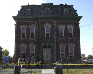 Haunted jail columbia city indiana