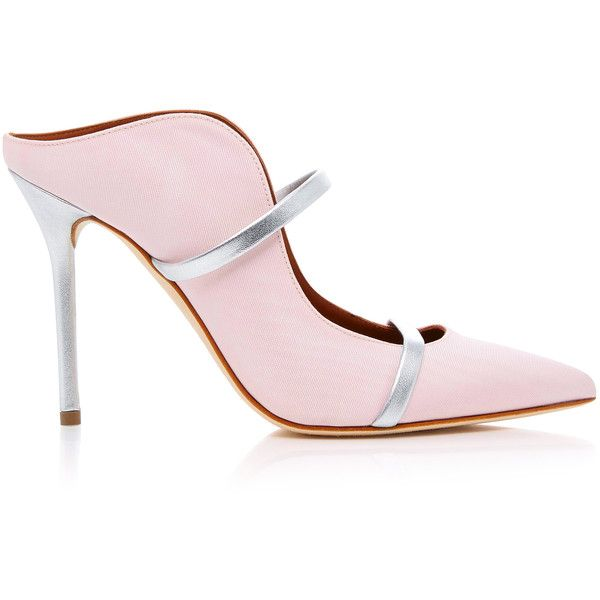 pointed toe mules - Pink & Purple Malone Souliers hTvAHkf454