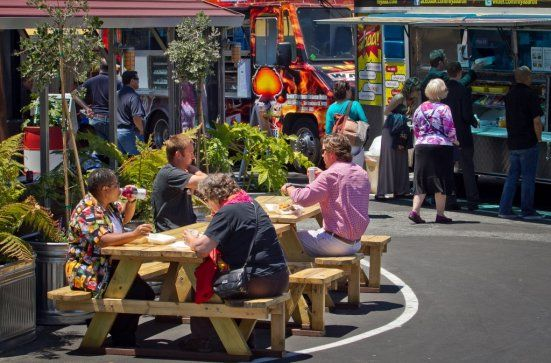 What are the best outdoor bars in San Francisco and the ...