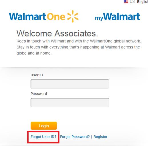 Walmartone Associate Portal Login Paying Bills Login Portal
