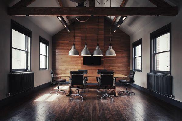 Creative boardroom design Corporate Office Ideas Pinterest