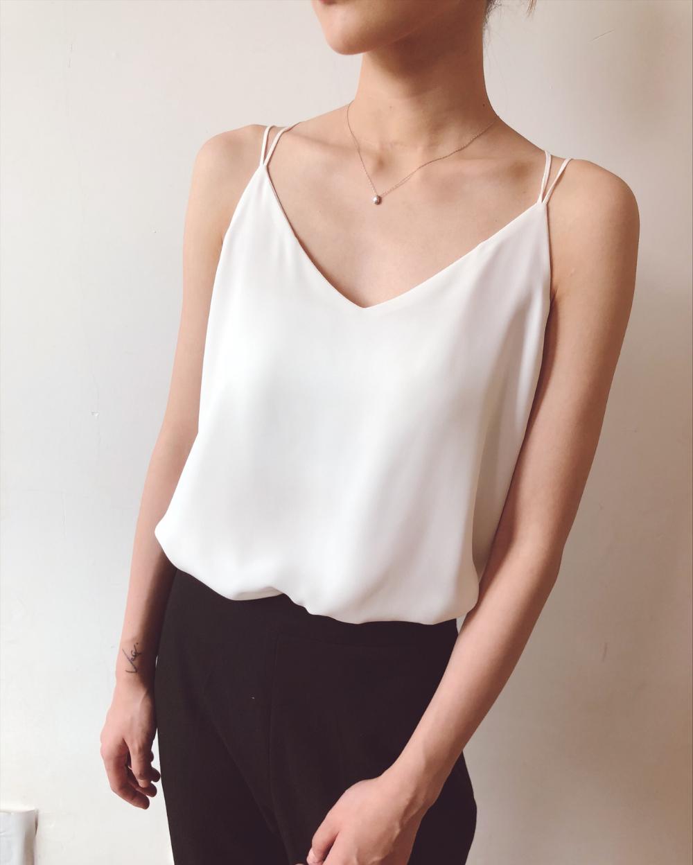 Silk top Silk Blouse White crop top Silk Bridesmaid Top Bridesmaid silk top Bridesmaid blouse Short sleeve blouse Short sleeve bridesmaid