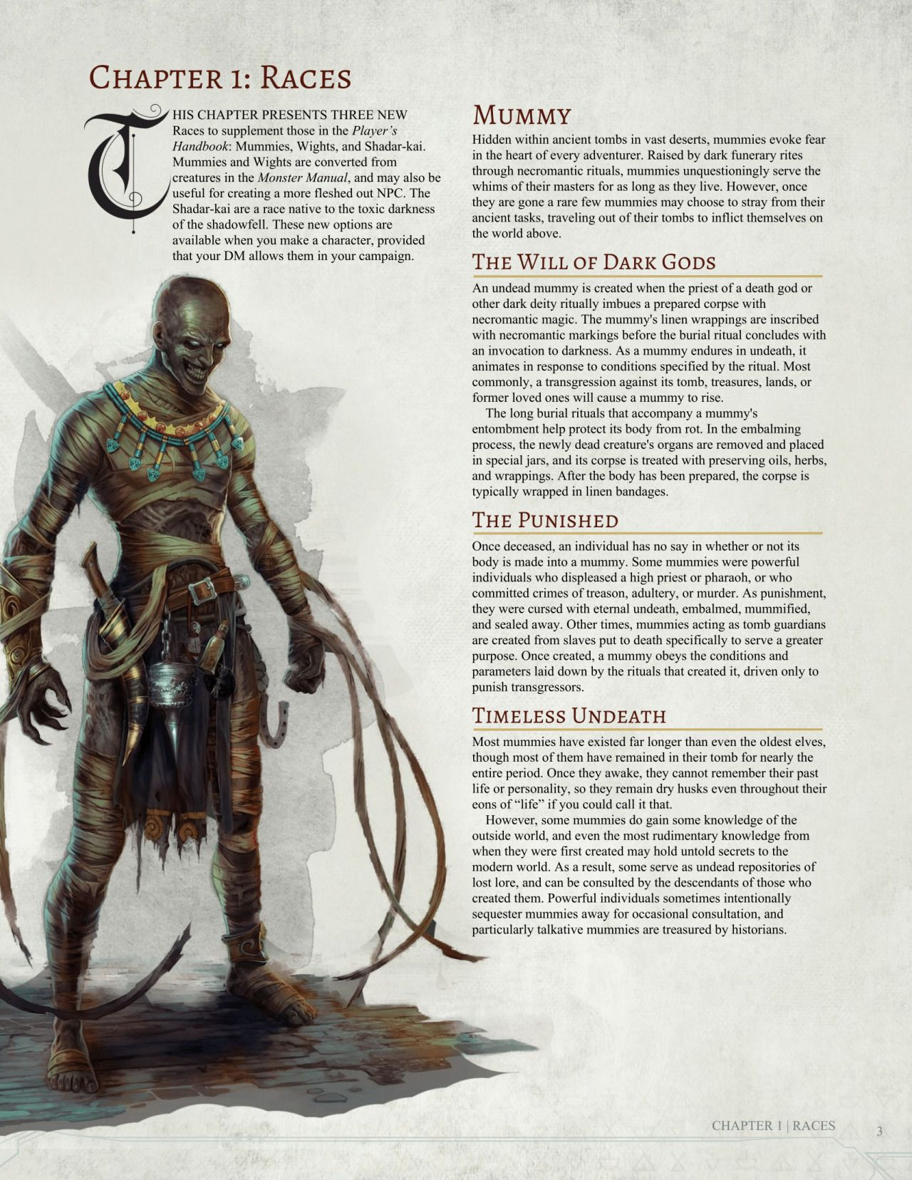 Avatar Class by OliverCaneStaff | DnD monsters in 2019 | Dnd