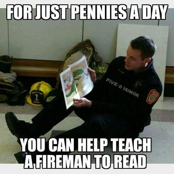 25 Cops Vs Firefighters Memes That Ll Make You Smile Http