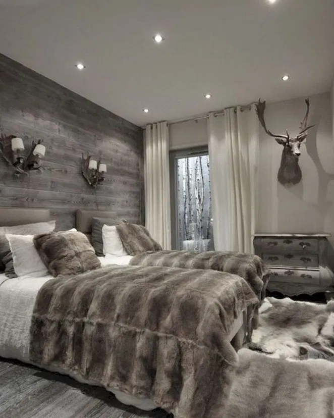 53 Smart Ways To Rustic Home Decor Ideas 2020 2021 23 Pw9 Org Farmhouse Master Bedroom Master Bedrooms Decor Rustic Master Bedroom