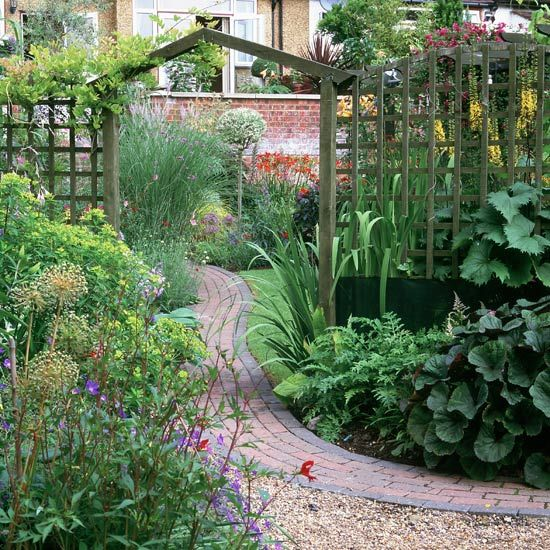 Captivating Original Ideas For Garden Paths. More Than 60 Pictures Of Garden Path Ideas  For Backyard