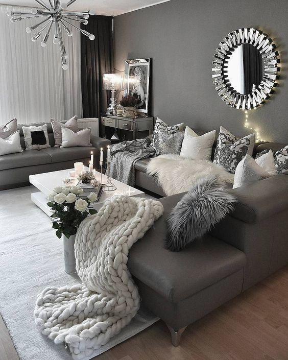Cosy Living Room Decor Ideas POPSUGAR Home UK - #livingroomdesigns