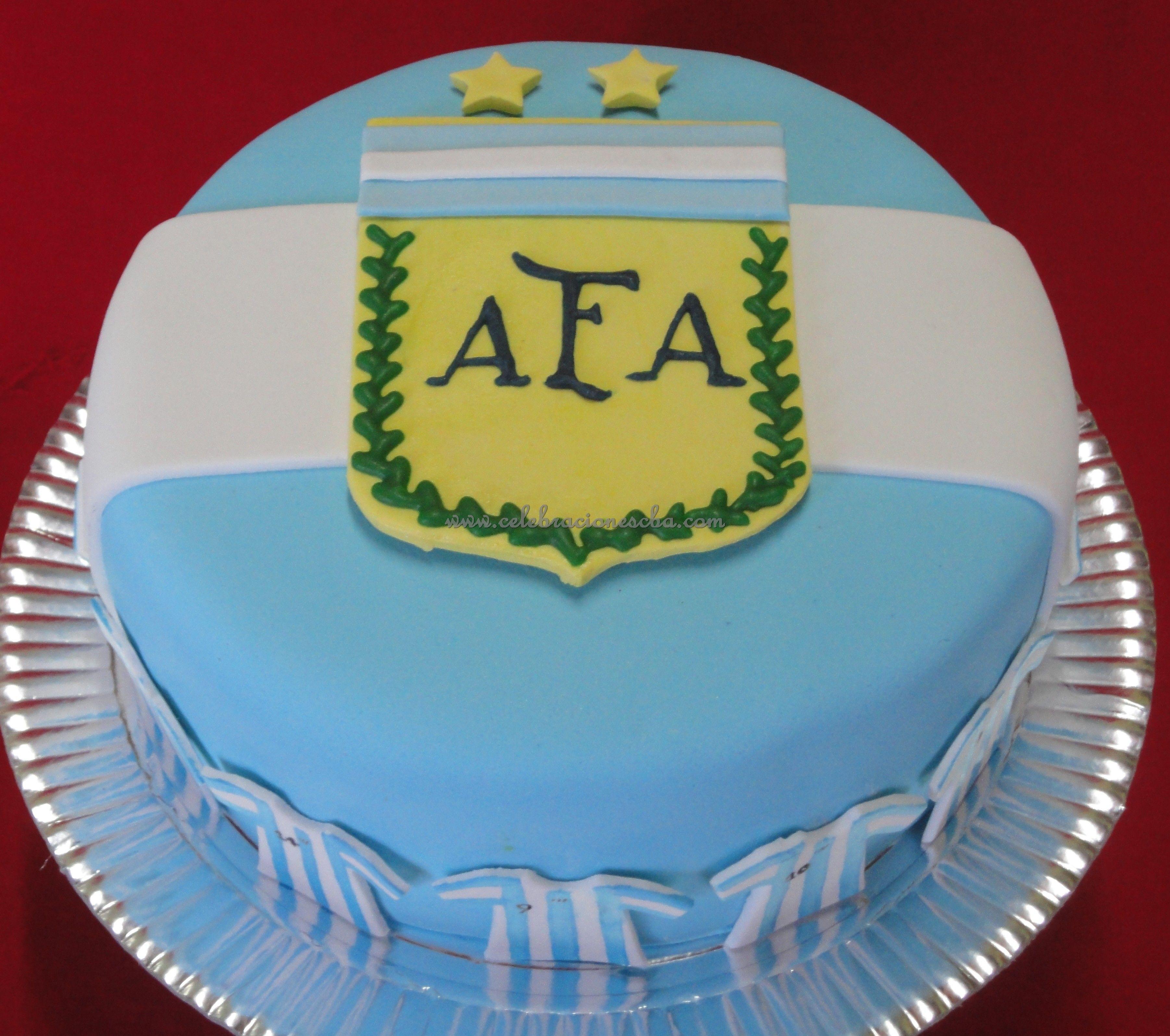 Argentinian Birthday Cakes
