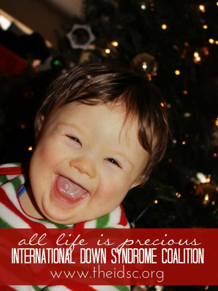 International Down Syndrome Coalition- IDSC