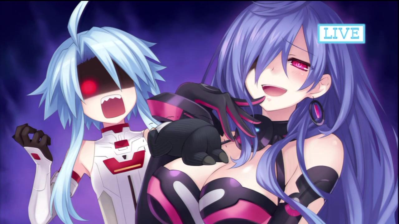 Iris Heart And White Heart Lol Anime Yandere Cosplay Anime