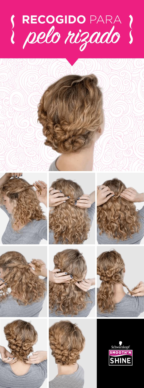 Peinar el cabello corto es muy sencillo, checa esta genial idea.