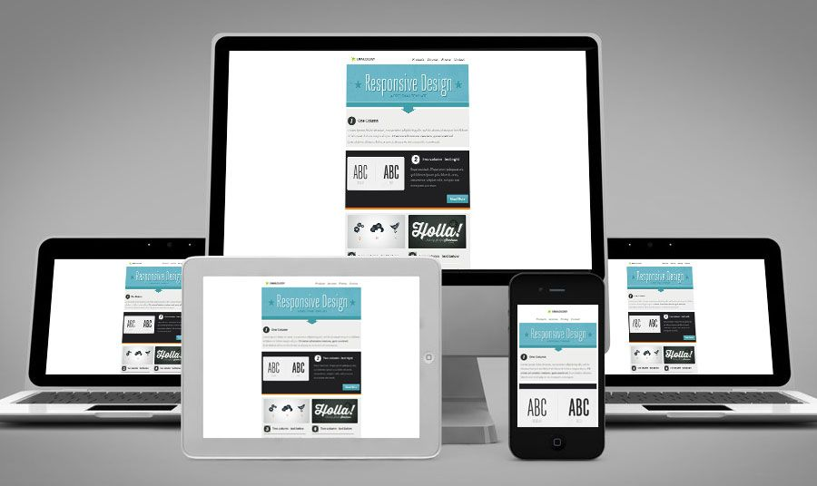 Responsive Email Design Tutorials + Free Templates Responsive