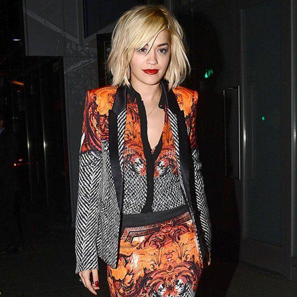 Rita Ora se joint à la distribution de Fifty Shades of Greyet décroche un rôle significatif dans cette adaptation du livre d'E.L. James.